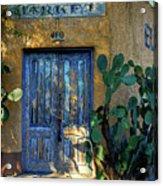 Elysian Grove In The Morning Acrylic Print