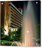Embassy Suites Huntsville Acrylic Print