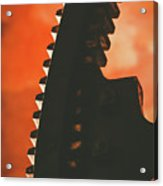 Ember's Revolution Acrylic Print
