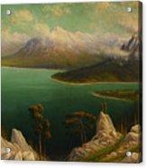 Emerald Bay Lake Tahoe Acrylic Print