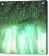 Emerald Cave - Grand Island On Lake Superior Acrylic Print