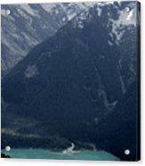 Emerald Cheakamus Lake Whistler Canada Acrylic Print
