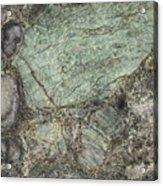 Emerald Green Acrylic Print