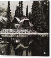 Emerald Lake, Canada Acrylic Print