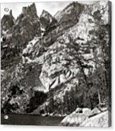 Emerald Lake Colorado Acrylic Print