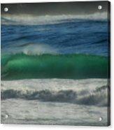 Emerald Sea Acrylic Print