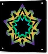 Emerson Star Acrylic Print