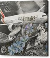 Emirates Acrylic Print