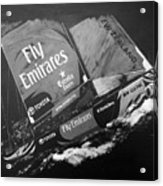 Emirates Team New Zealand Acrylic Print