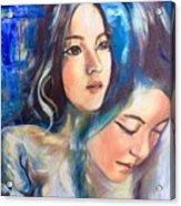 Emotions  Acrylic Print