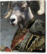 Emperor Jstor Jax Acrylic Print