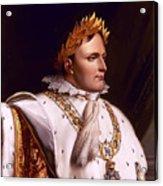 Emperor Napoleon Bonaparte  Acrylic Print