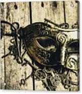 Emperors Keys Acrylic Print