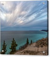 Empire Bluffs 5 Acrylic Print