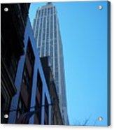 Empire State 1 Acrylic Print