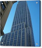 Empire State 2 Acrylic Print
