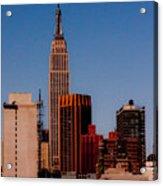 Empire State 2 Acrylic Print