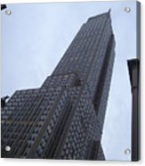 Empire State No 1 Acrylic Print