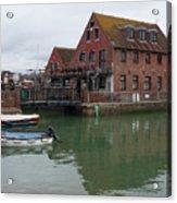 Emsworth Harbour 2 Acrylic Print