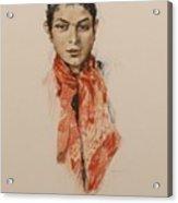 En Provence Acrylic Print