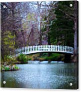 Enchanted Bridge Acrylic Print