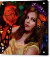Enchanted Butterfly Acrylic Print