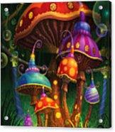 Enchanted Evening Acrylic Print