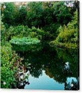 Enchanted Gardens Acrylic Print
