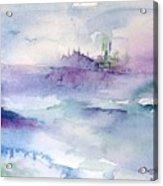 Enchanted Island Acrylic Print