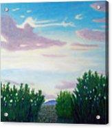Enchanted Land Acrylic Print