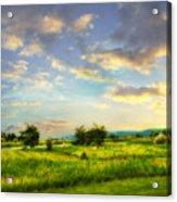 Enchanted Valley Acrylic Print