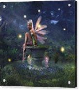 Enchantment - Fairy Dreams Acrylic Print