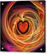 Encompassing  Love Acrylic Print