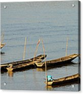 End Of A Days Fishing Acrylic Print