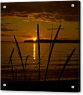 End Of A Good Day Acrylic Print