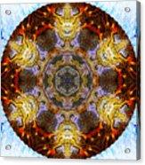 10481 End Of Days 2 Kaleidoscope Acrylic Print