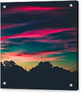 End Of Days Acrylic Print