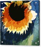 End Of Life Last Breath Acrylic Print