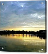 Edinboro Lake Acrylic Print