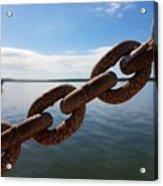Endless Chain Of Hope  Acrylic Print
