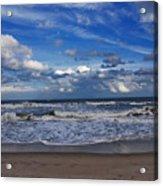 Endless Ocean Acrylic Print