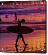 Endless Summer 2 Acrylic Print