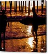 Endless Summer 3 Acrylic Print