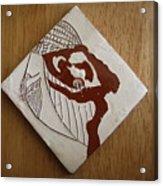 Energy - Tile Acrylic Print