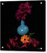Energy And Enthusiasm Acrylic Print