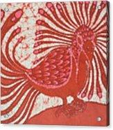 Energy Bird Acrylic Print