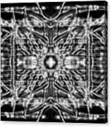 Energy Restrained Acrylic Print