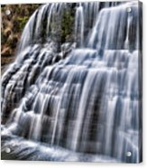 Lower Falls #4 Acrylic Print