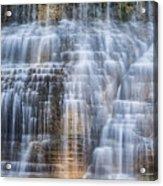 Lower Falls Cascade #1 Acrylic Print