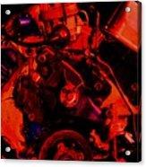 Engine 2 Acrylic Print